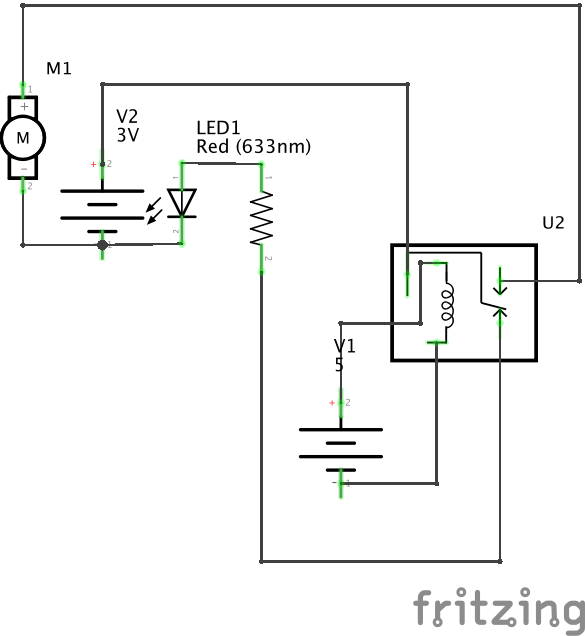 1aii1 relay driver physical computing note the visual fritzing diagram has been removed for now since it doesnt show the relay we have in stock please follow the schematic and the notes ccuart Images