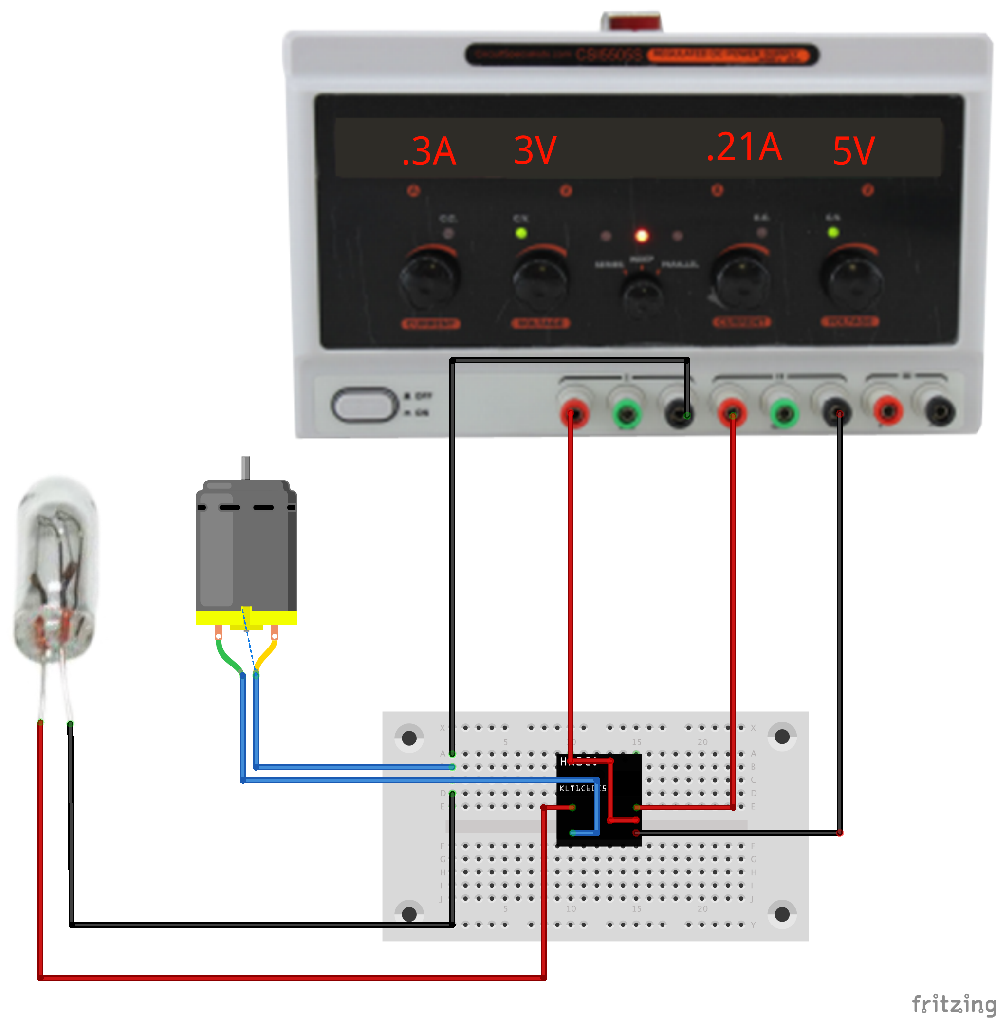 Exercise Relay Driver Interfacing Schematics Comments